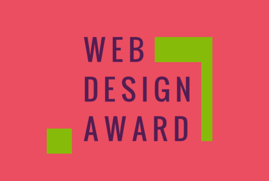 Webデザインアワードの表彰状とエントリーフィー