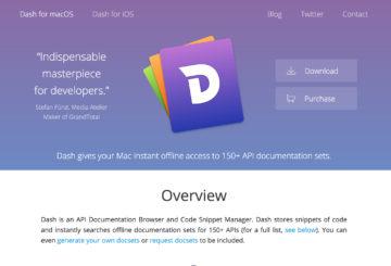 node.js,Angular.js,gitのインストールなら、GUIで操作できるDashが便利