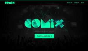 【サマソニで注目】Calvin Harris,Axwell Λ Ingrossoなど有名DJを手がける映像集団『COMIX』