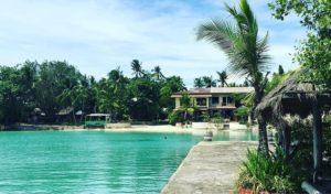 """セブ・マクタン島でプライベートビーチを堪能 人に教えるのにはもったいない""""Lowaii cebu marine beach resort"""""""