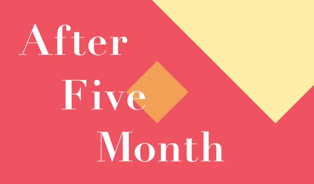 【大台に乗った】ブログを始めて5ヶ月がたったので、課題を考えてみた