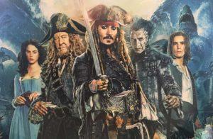 【ネタバレなし】日本未公開のパイレーツオブカリビアン/最後の海賊 を見てきた