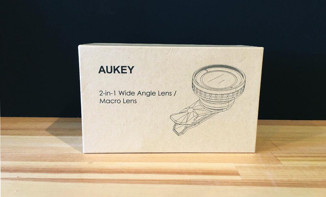 AUKEYの2 in 1スマホ用レンズ「PL-WD07」をiPhoneにつけて写真撮るとフォトジェニック