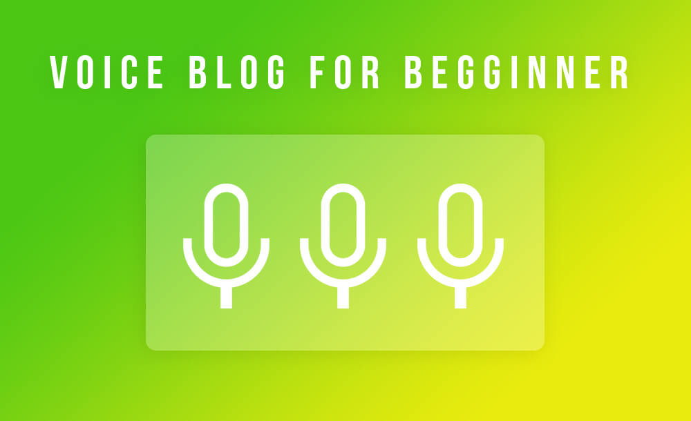 音声入力をサポートするマイクを使って執筆時間を劇的に短縮する